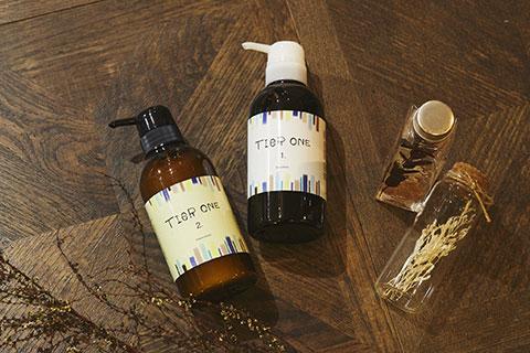 TIER ONE shampoo & treatment